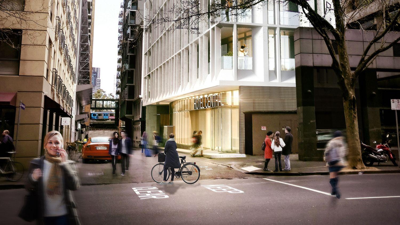 Hyatt Centric Image: Hyatt